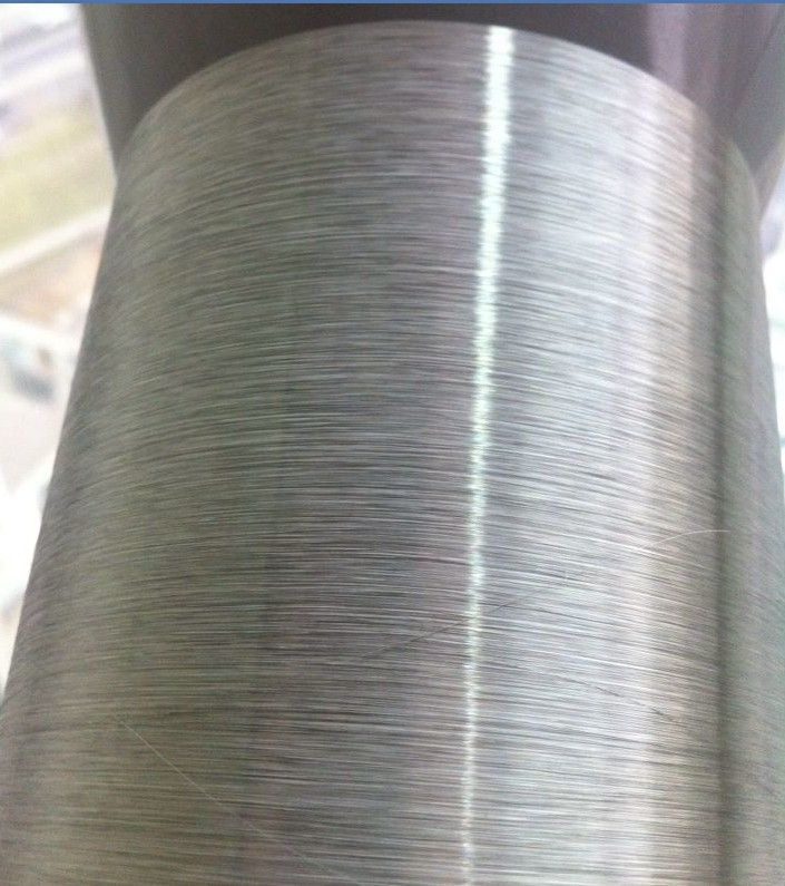 Stainless Steel Fiber Conductive Yarn (316L)
