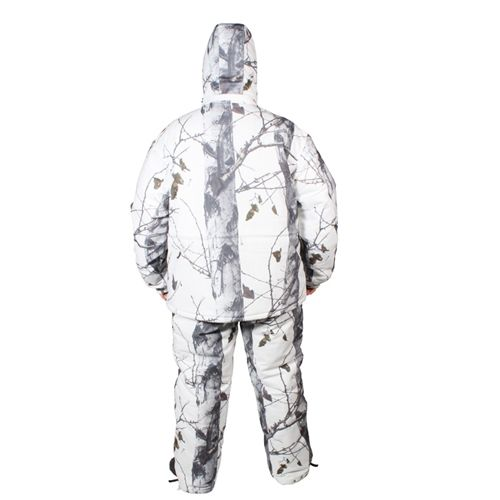 Outdoor Waterproof White Snowcam Hunting Snow Camouflage for Winter Hunter