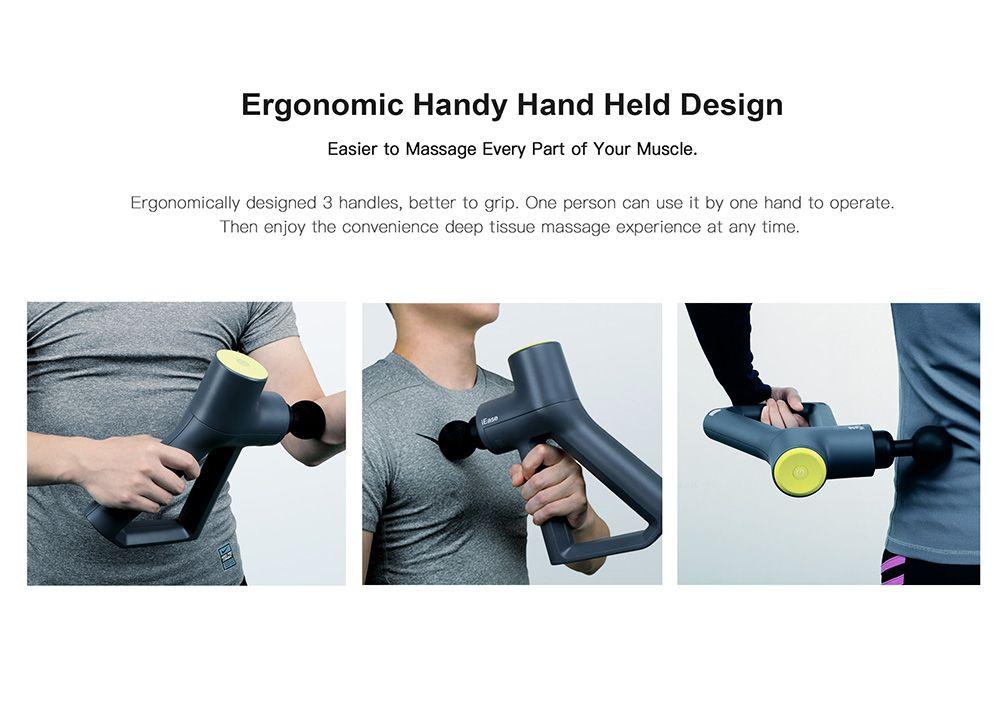 iEase Percussive Massage Gun