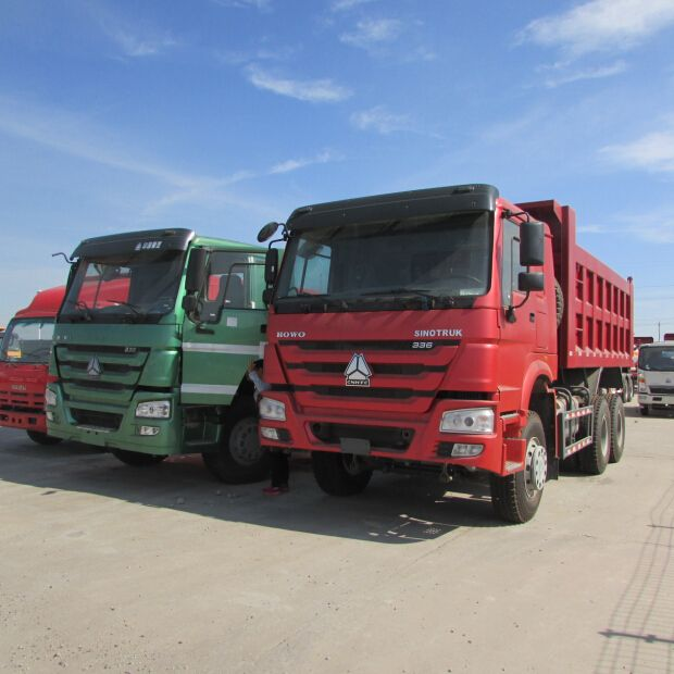 China SINOTRUK HOWO 6X4 DUMP /TIPPER SAND /STONE TRUCK