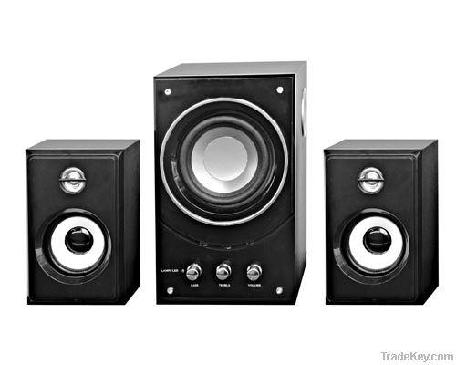 2.1 multi-media computer speaker
