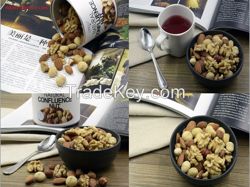 Nature Time Conflence Nut Organic Breakfast 200G