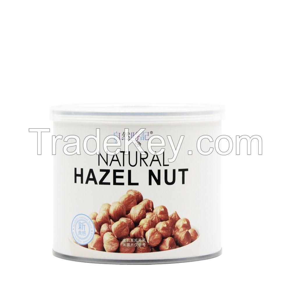 Nature Time Hazel nut Orangic Snack and breakfast 200G