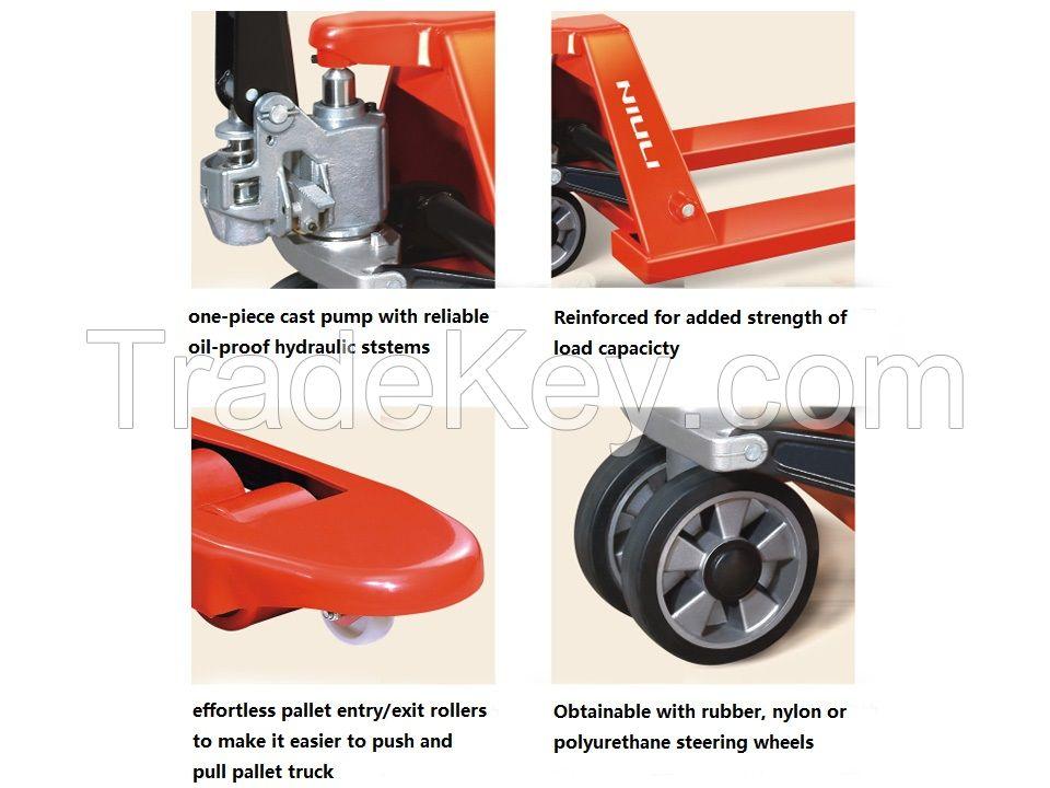 hand pallet truck AC/DF/JC/Shaped