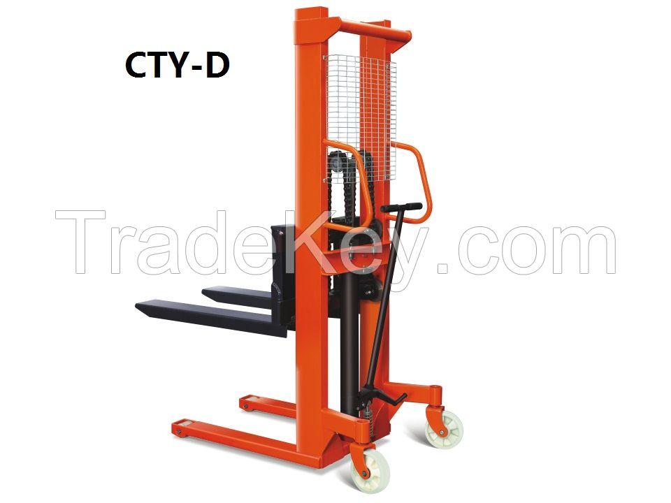 CTY-A/D/E Hand Stacker