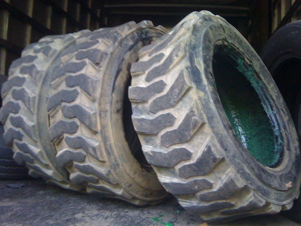Waste Tire's
