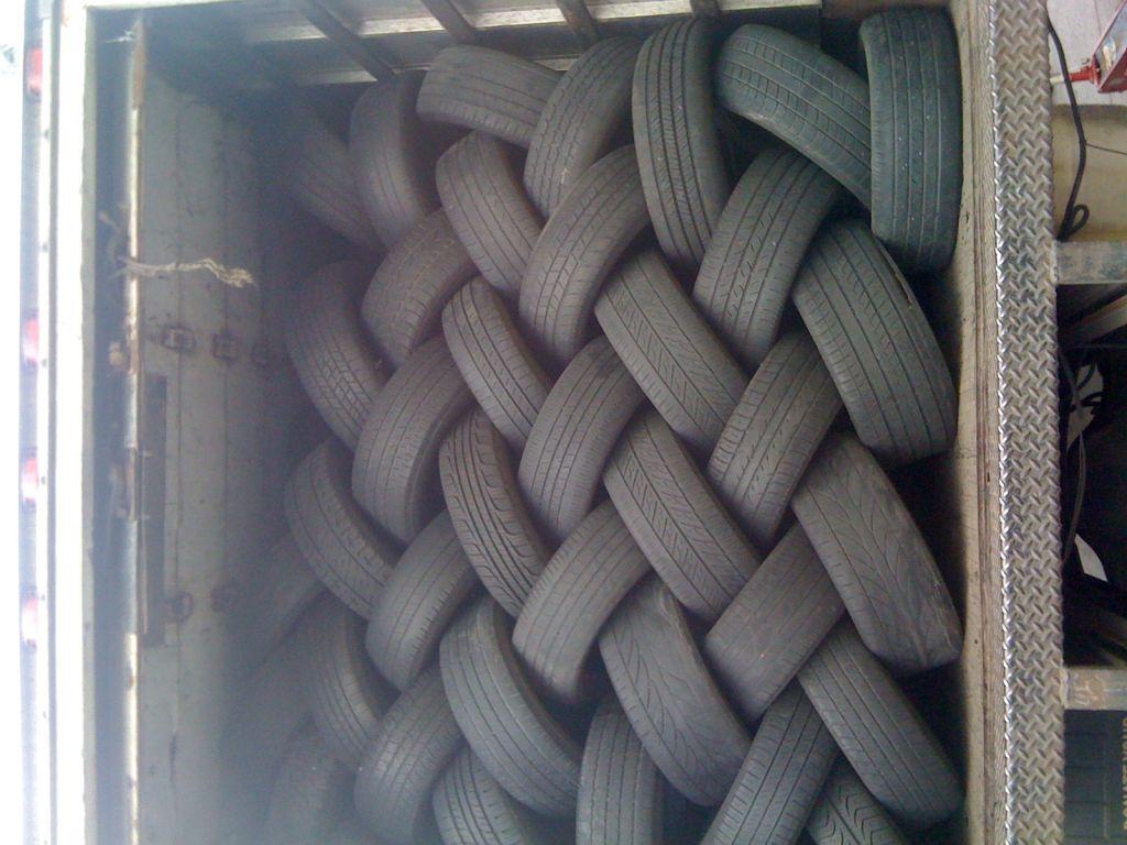 Bulk Waste Tire's
