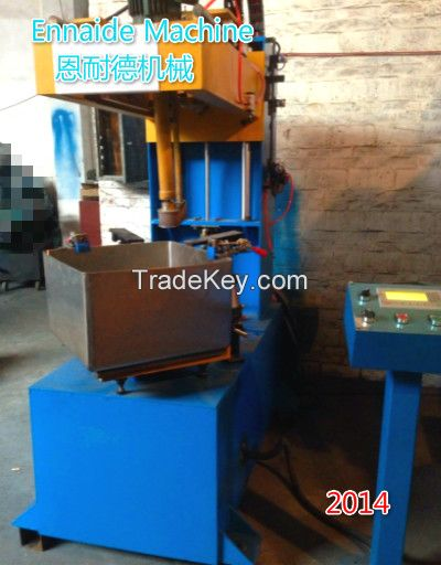 grinding machines for handmade sink on R corner