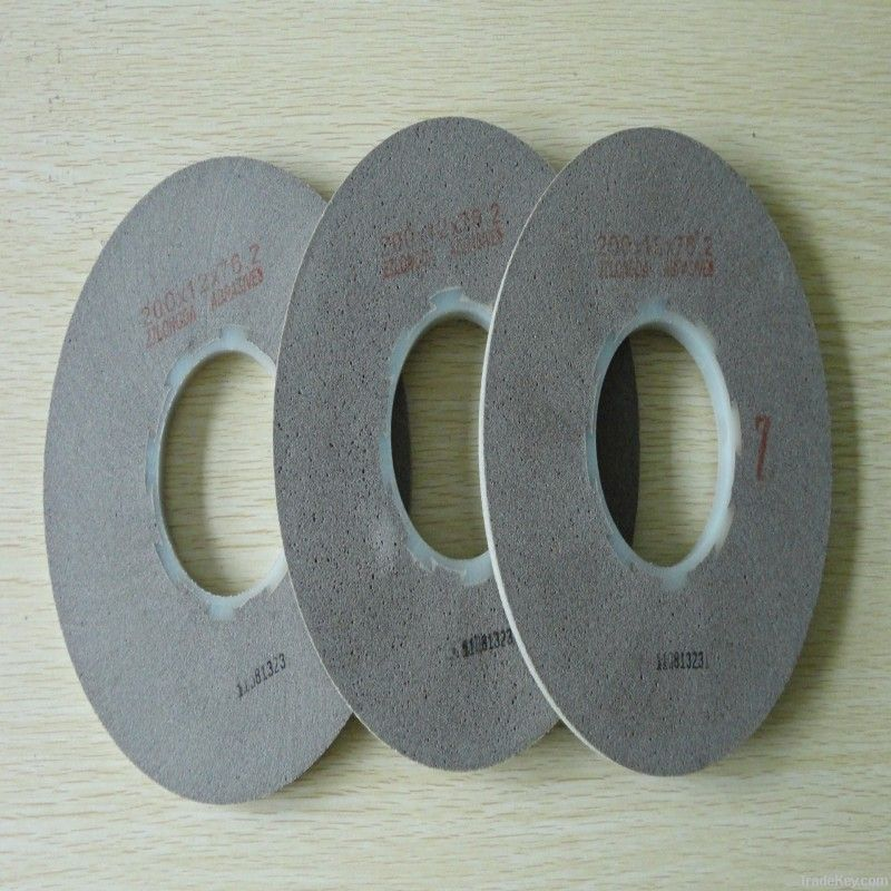 China manufacture low e glass coat remove wheel