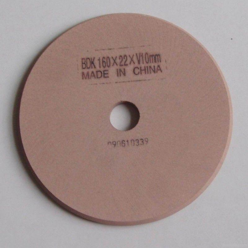 Flat glass CNC engraving machine V shae wheel