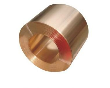 copper clad stip/copper+steel+copper composite strip/clad strip/