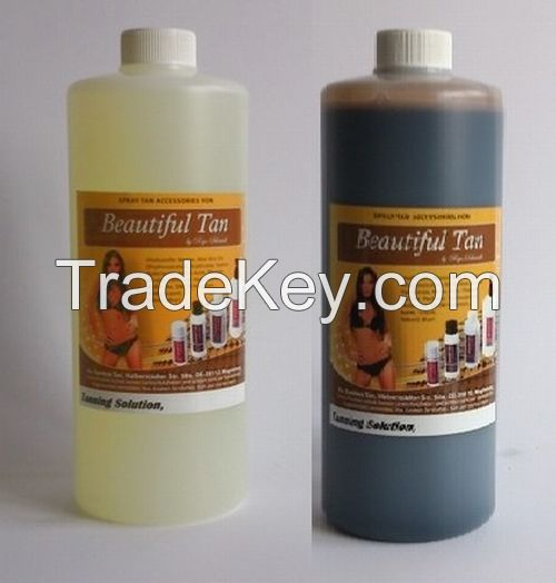 Beautiful Tan - Tanning Solution from 8% - 20%