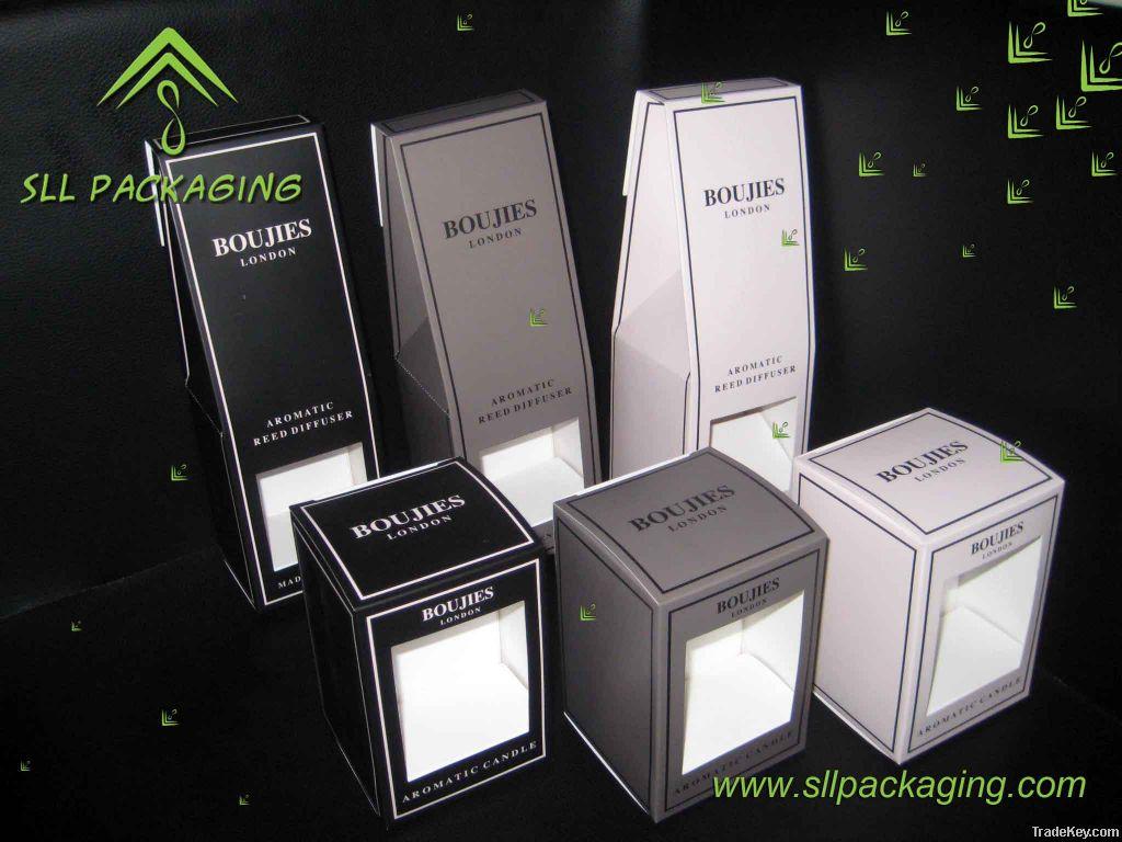 custom printed cosmetics gift box
