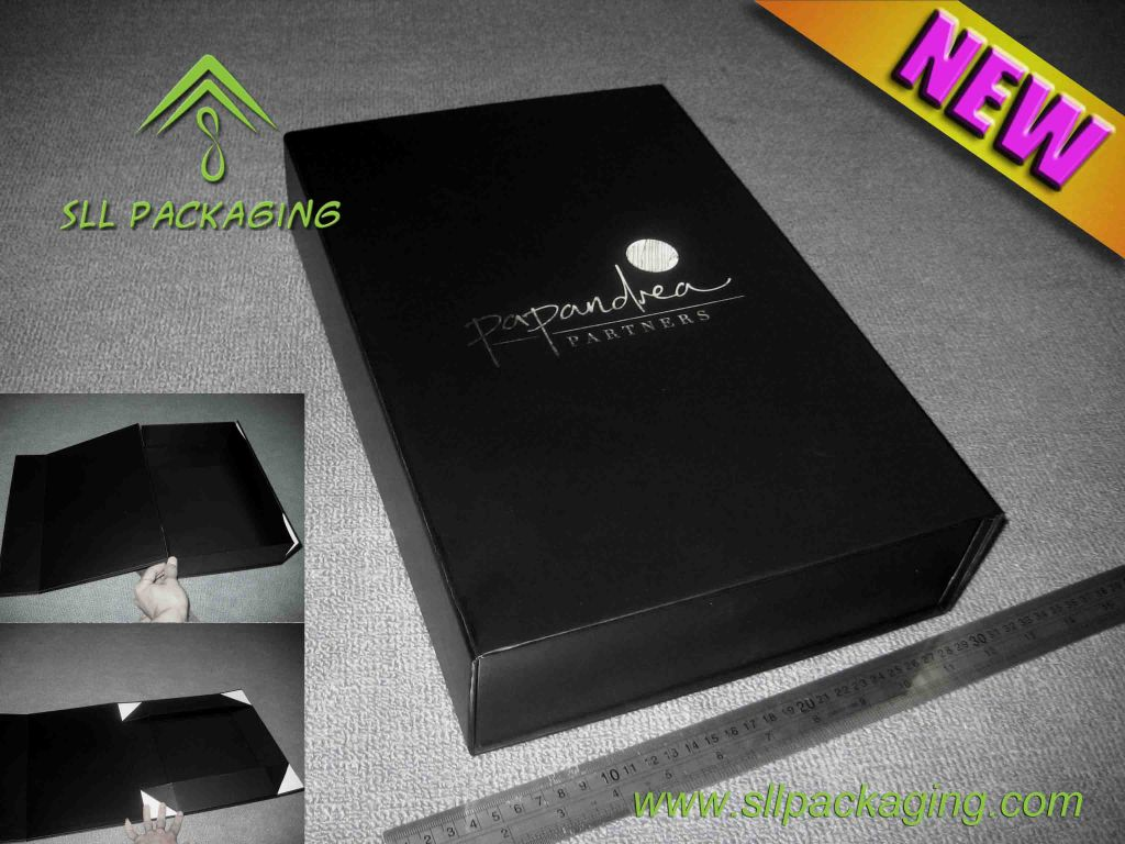paperboard folding packaging box