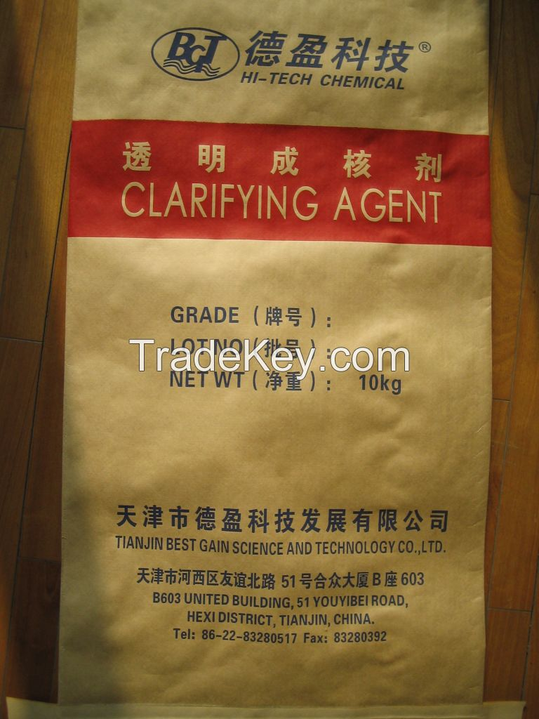 Good quality of Transparent MB (Clarifying Agent MB)BT-805 for hot sale