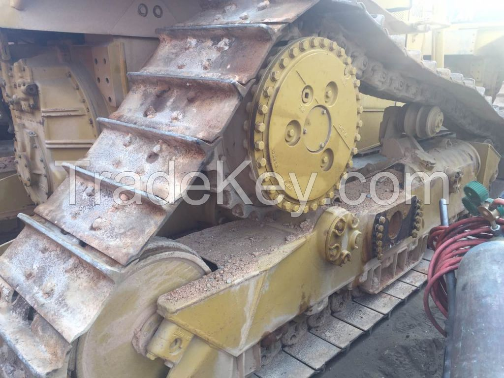 Used CAT Bulldozer  D6H /D6G/D6R/D6D For Sale