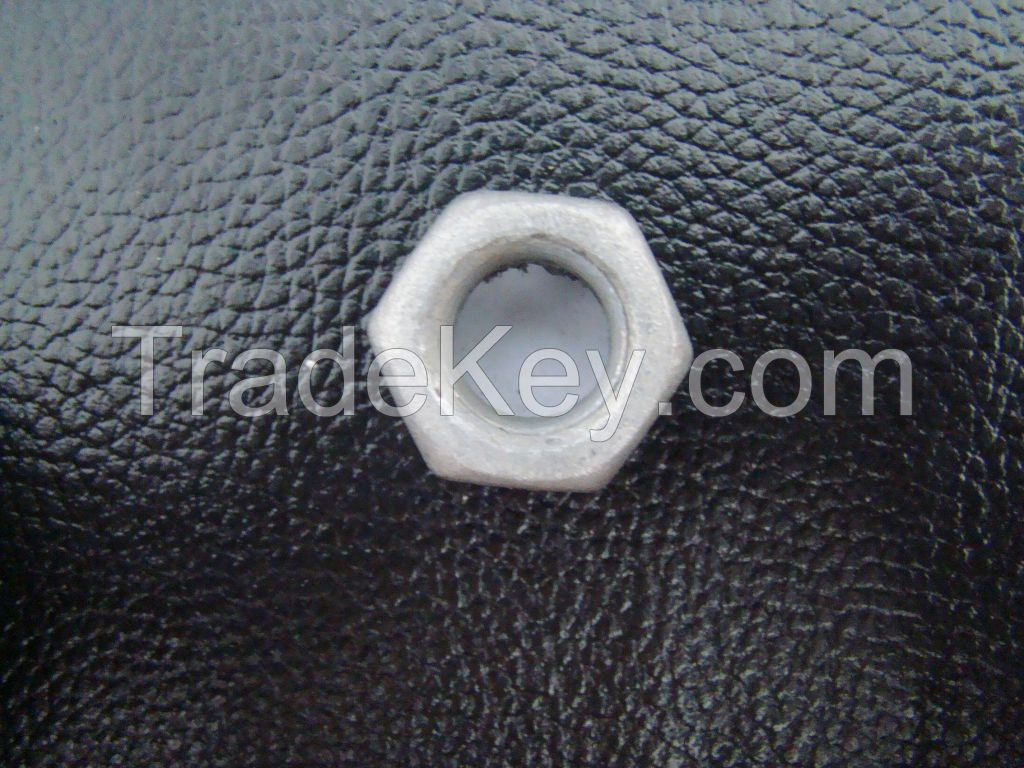 Anti-theft and anti-loose hex nuts ATDS M-16