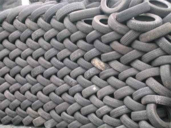 Used tyres for european market