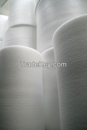 Polyethylene Foam in Rolls or Sheets