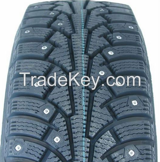 Retread tires, winter tires with spikes, winter snow tire