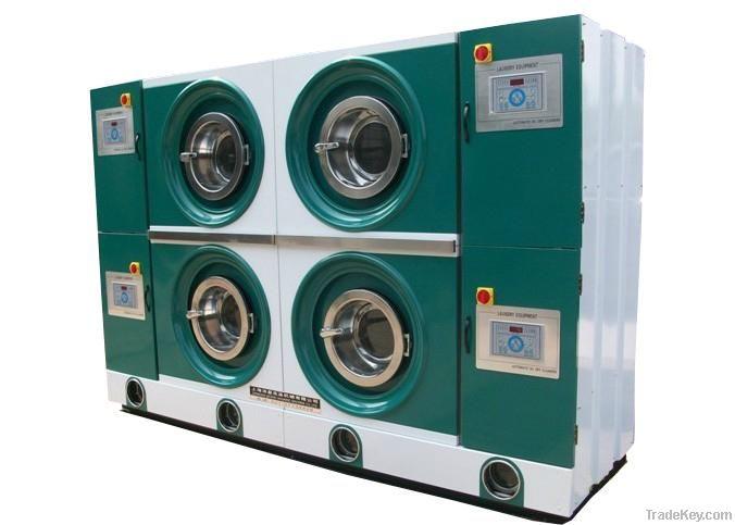environmentally  dry-cleaning  machine