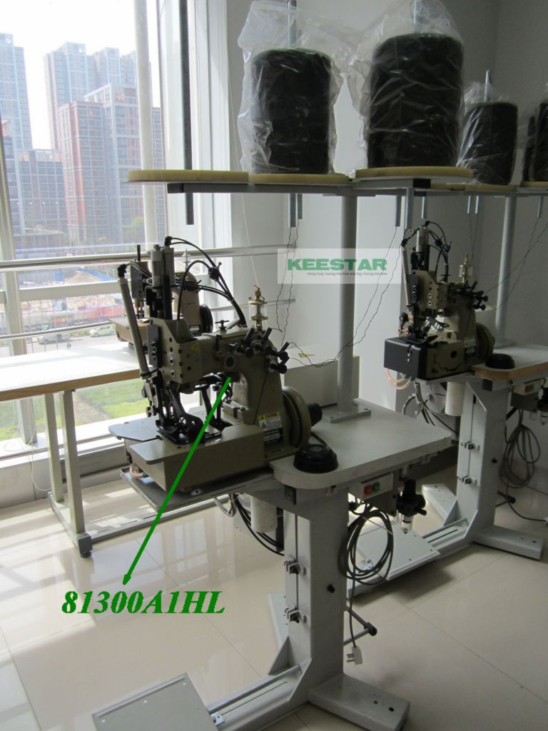 Keestar 81300A1HL industrial FIBC bag sewing machine