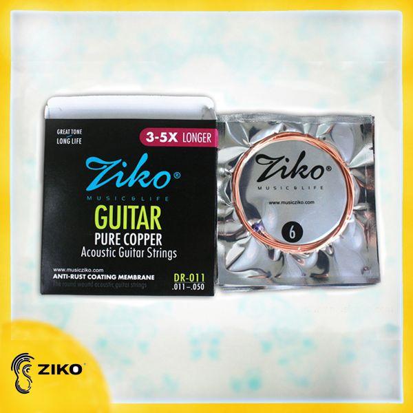 antirust coating guitar strings for feeling guitar