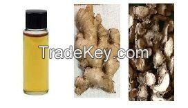 oil ginger