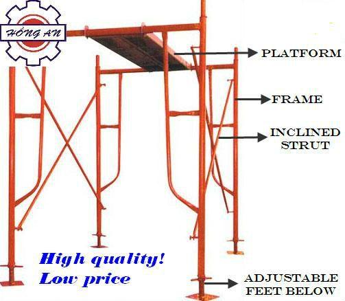 scaffolding system