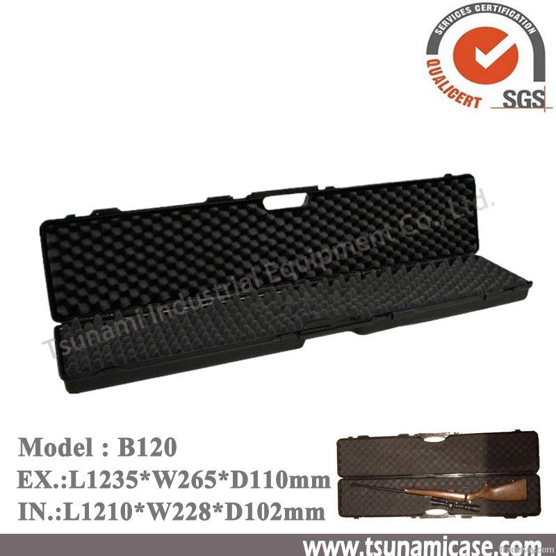 Waterproof Rifle Case/ Hard Plastic Case (Model B120)