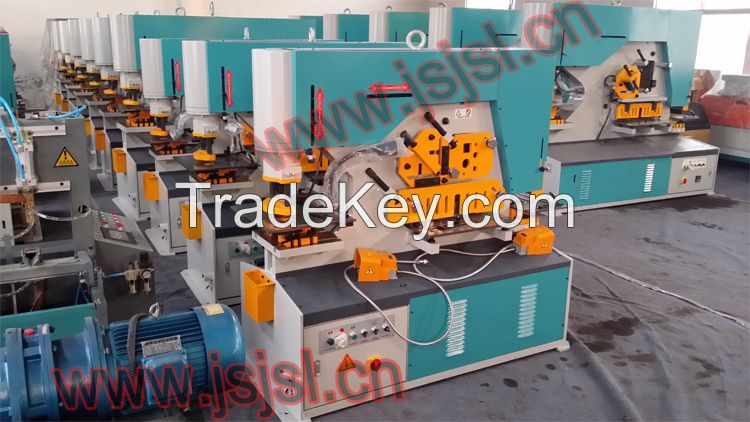 Hydraulic iron worker DIW-90