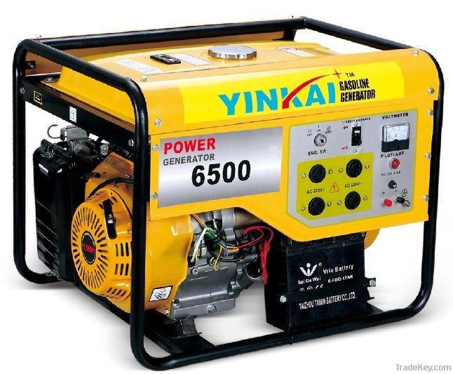 5KW gasoline generator