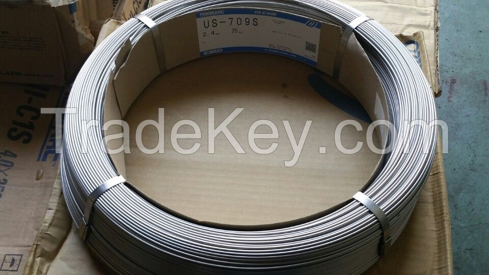 Kobelco welding consumable
