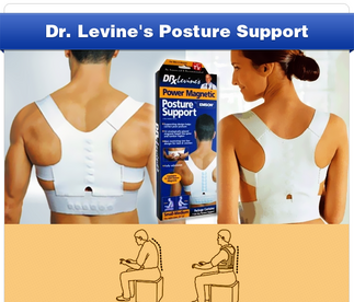 Magnetic Posture Support