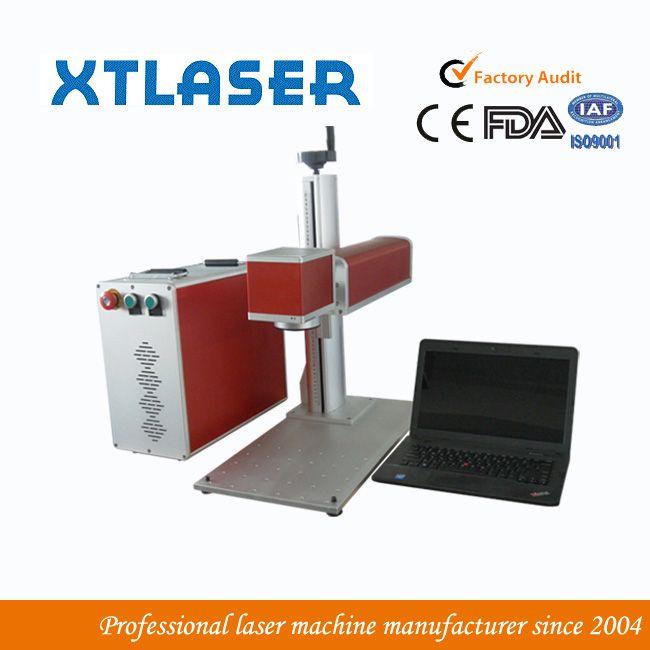 Fiber laser marking machine from XT Laser