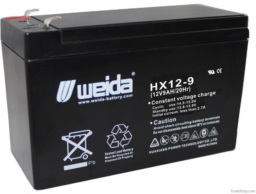 Small Size VRLA Battery