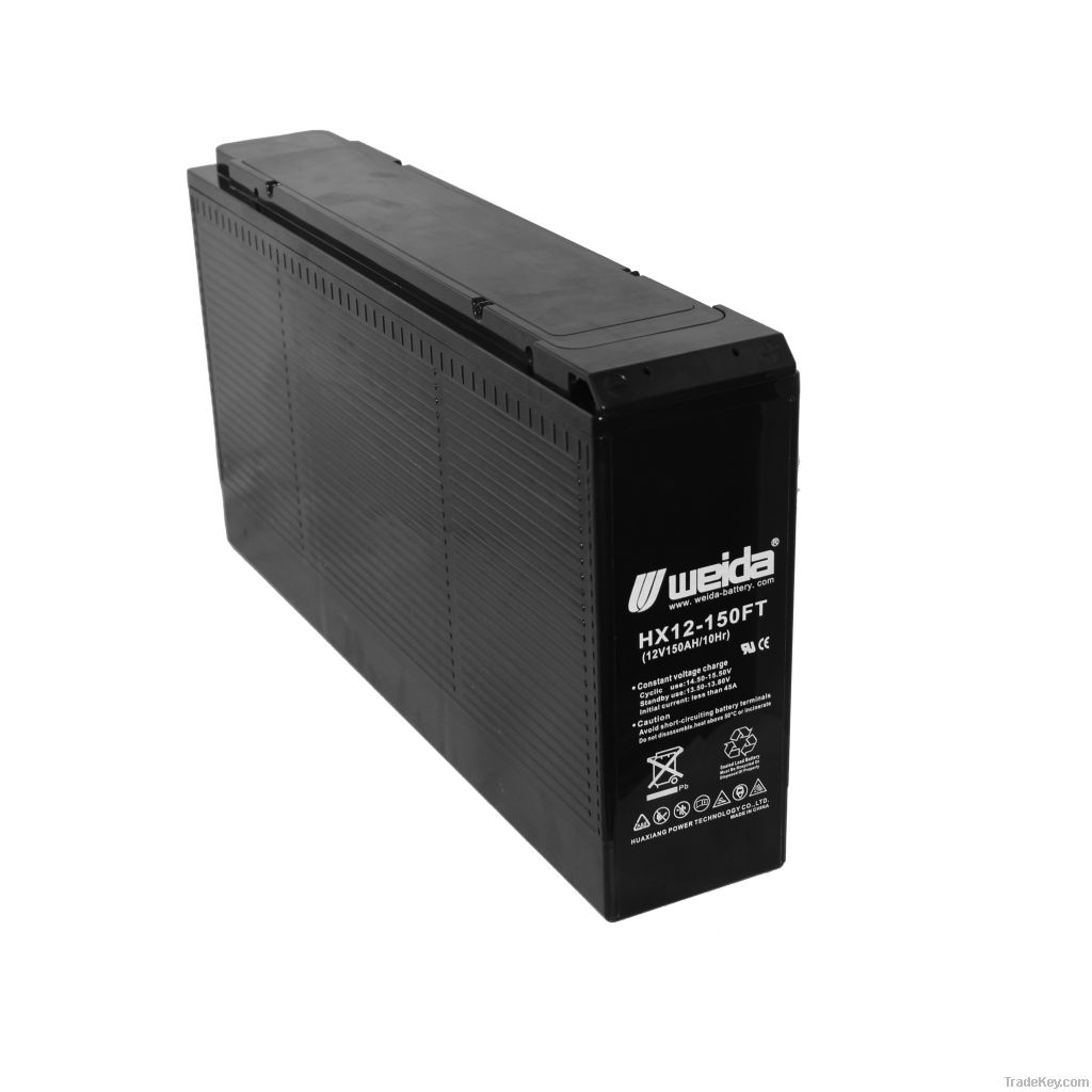 Front Terminal Agm Battery