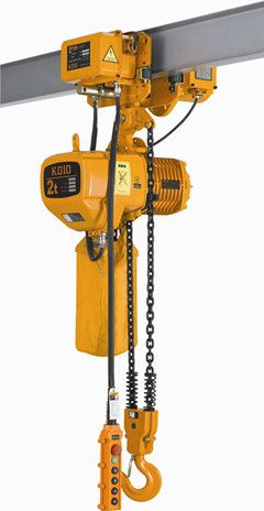 Suspension Electric Chain Hoist