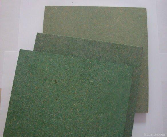 moisture-proof fiberboard