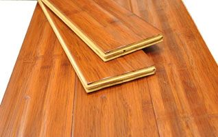 hand scraped solid bamboo flooring