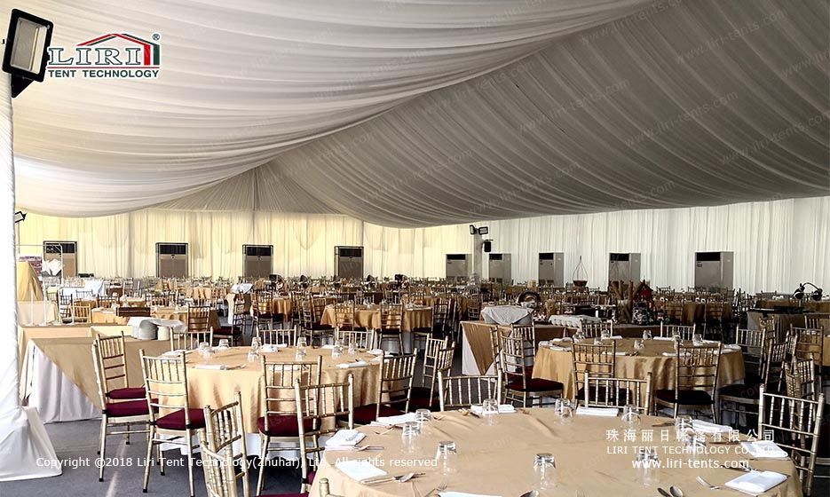 Large Wedding Banquet Party Marquee Tent for event