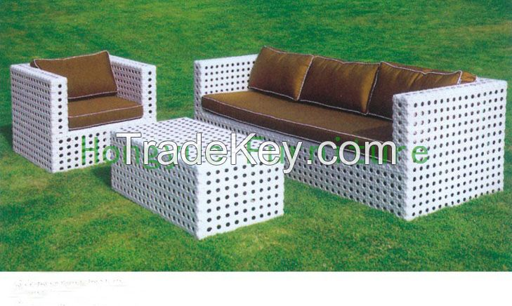 Outdoor Rattan Sofa Set Furniture