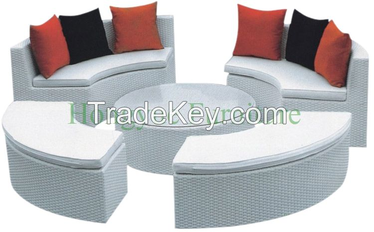 Garden Sofa Set Furniture Supplier