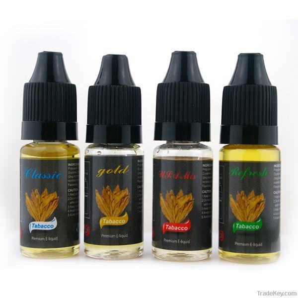 health smoking E-juice, E-liquid for electronic cigarette