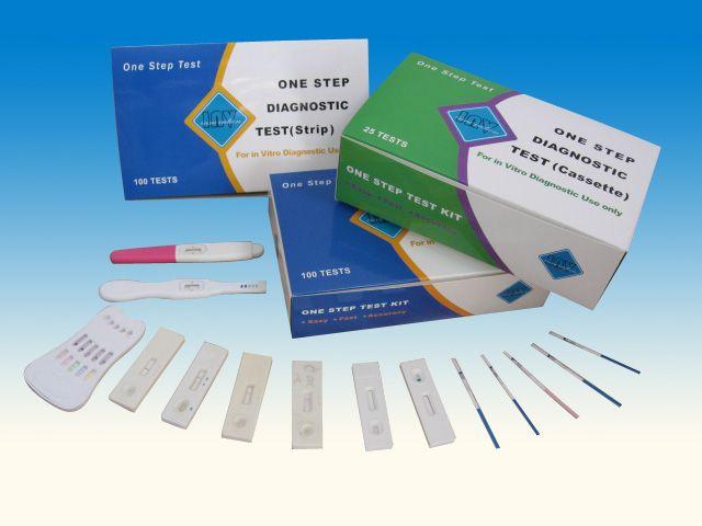 HCG test strips