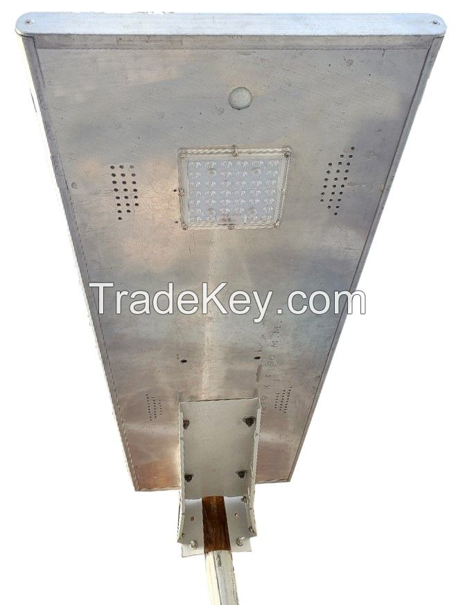 Solar Integrated Street Light 30w All In One