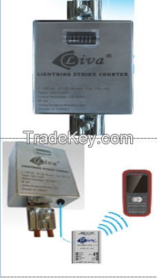 Lightning Strike Counter 6 Digits Export Packaging