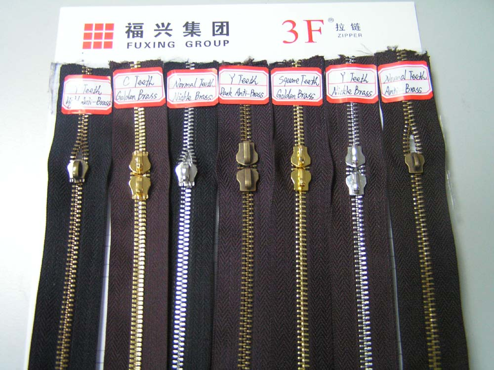 3F ZIPPERS and SLIDERS