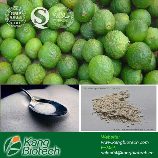 Sweetener citrus aurantium extract 96% neohesperidin dihydrochalcone