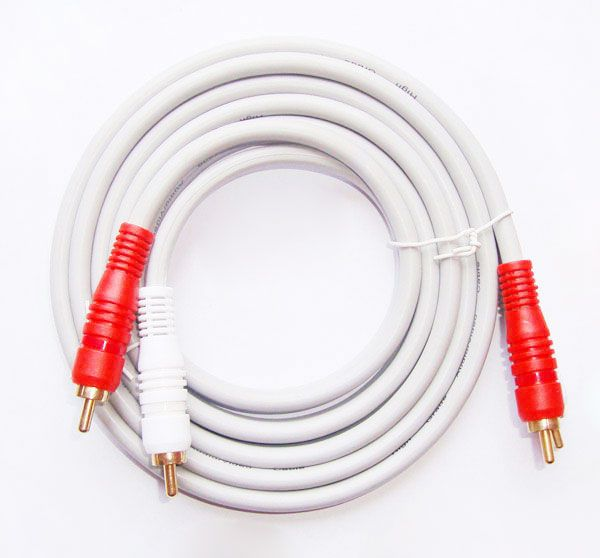 Composite Audio Video Cable